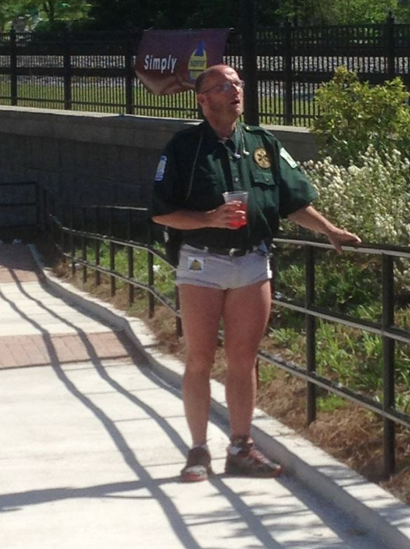 Security Guard at the zoo  Security  Pinterest