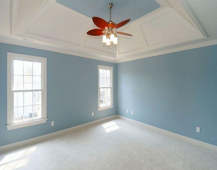 Best White Blue Interior Paint Color Combinations Ideas