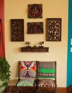 Vibrant indian homes also living rooms room decor and rh pinterest