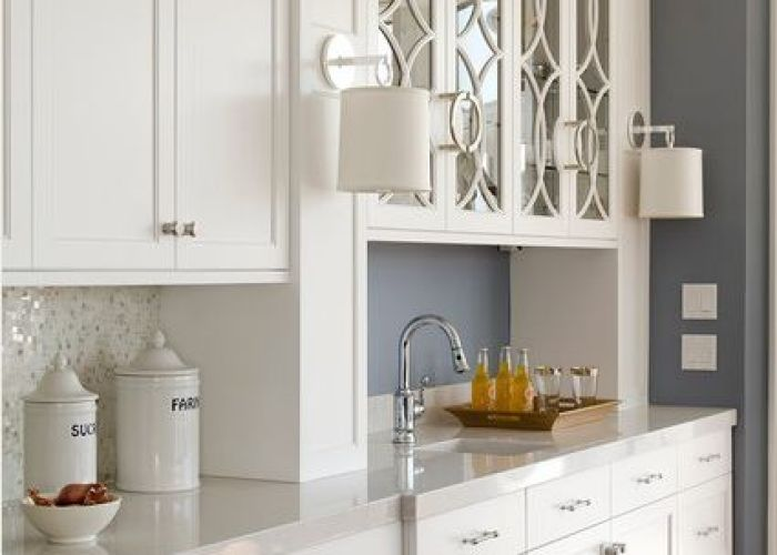 Almac  de inspiraciones paseo del septiembre cocina pinterest glass front cabinets marble mosaic and white also