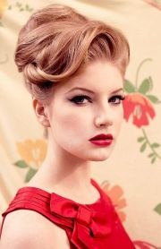 classy hairstyles special occasions