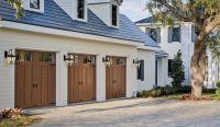 Faux Wood Garage Doors   Clopay -- the LOOK of wood ...