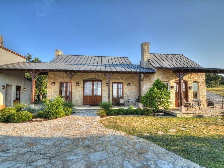 Texas Hill Country Home Designer Homes Exterior Designs