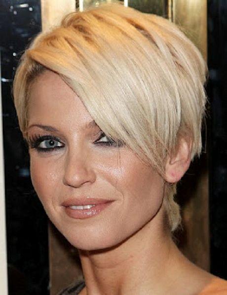 Kurzhaar Frisuren Damen Frisuren Pinterest Frisuren Damen