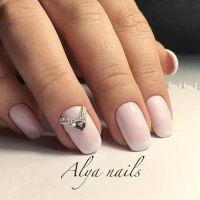 31 Elegant Wedding Nail Art Designs   Wedding nails art ...