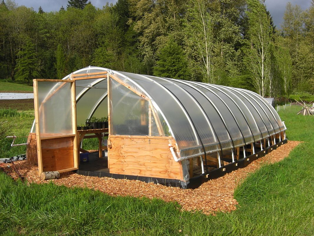 Simple Greenhouse Plans Fiddlehead Farm Greenhouses