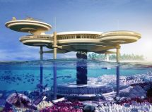 Dubai Hotel Underwater Room & Resort