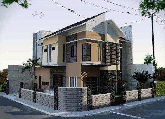 18 Modern Residence Exterior Design Ideas Minimalist House