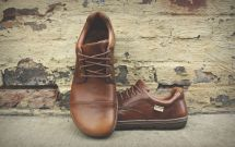 Lems Nine2five Mocha Barefoot & Minimalist Dress Shoe