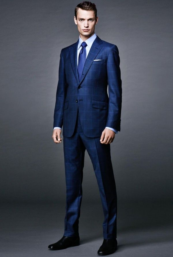 Tom Ford 6 Style Rules Man Live Dapper Professional Suit