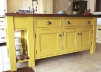 Free Standing Kitchen - Cabinets that are movable like ...