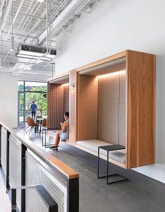 Uber technologies by assembly design studio best of year winner for large tech office also the magazine interior professional marketplace rh pinterest