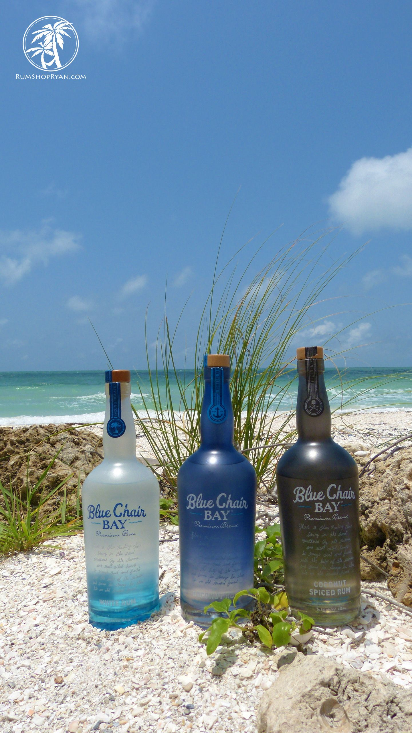 Blue Chair Bay Coconut Rum From The Beach To The Bottle Blue Chair Bay Rum Rums