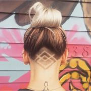 astonishing hidden hair tattoo