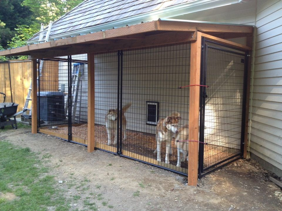Get 20 Outdoor Dog Houses Ideas On Pinterest Without Signing Up