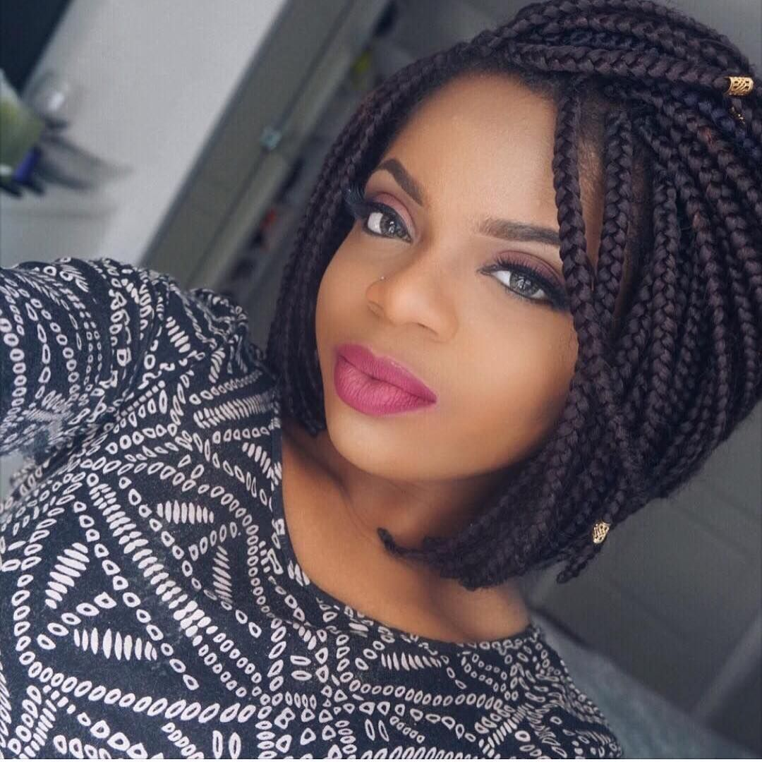 African Beauty 105  Beautiful Girl  Pinterest  Africans Hair style and Bob braids