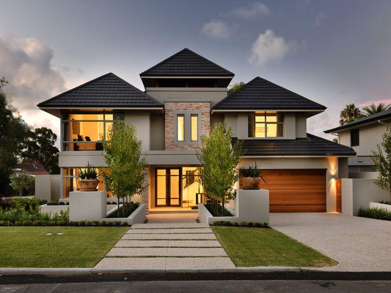 House Facade Ideas Exterior House Design And Colours Pièce De