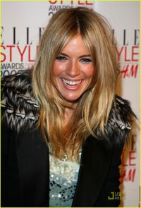 Sienna Miller. Hair color & layers. | Hairtastic ...