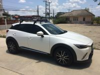 Mazda CX 3. Roof rack