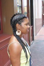 goddess braids hair-'s