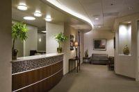 Medical Surgery Clinic Receptionist Interior Furniture ...