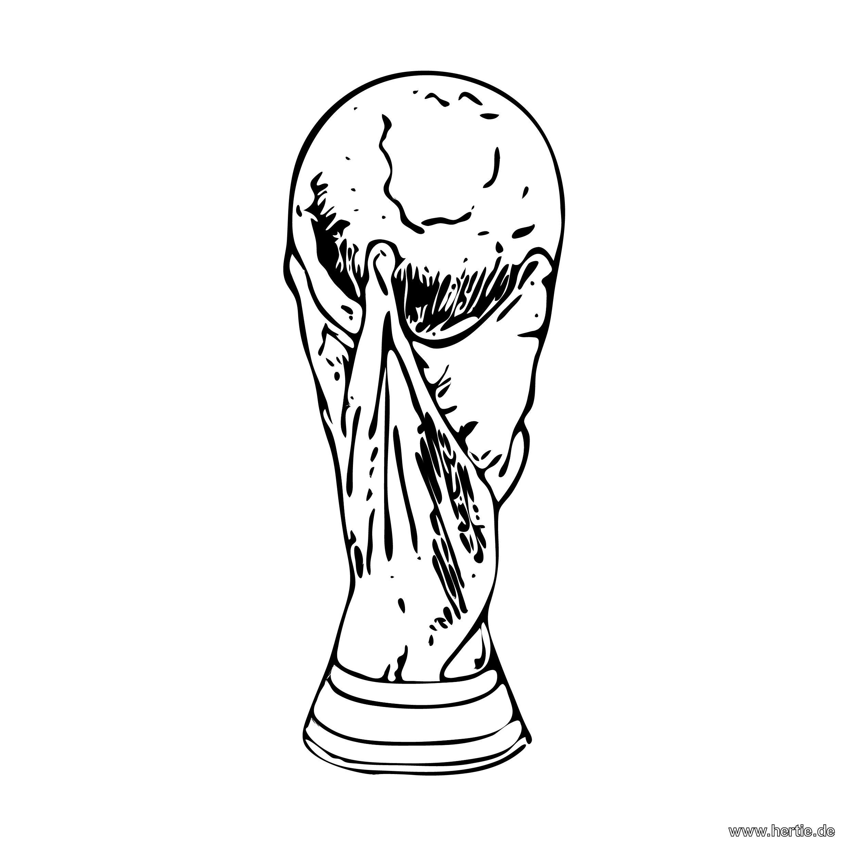 Jetzt gibt es bei #Hertie schon #Ausmalbilder zur #WM2018