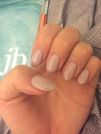 Perfect rounded acrylic nails | Face Paint and Other ...