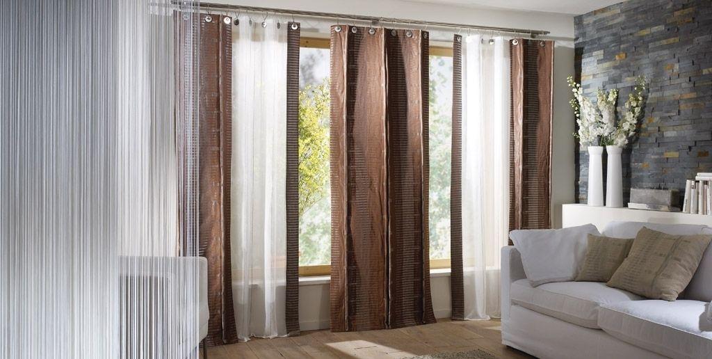 wohnzimmer gardinen modern - boisholz - Vorhang Wohnzimmer Modern