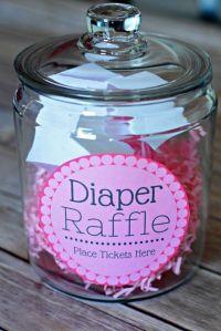 Free Diaper Raffle Tickets Printable | Raffle ideas ...