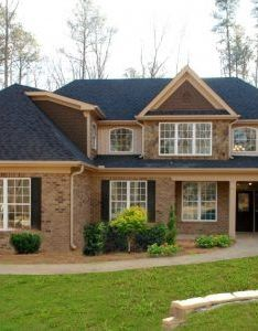 House also pleasing home exterior stone design ideas and rh pinterest