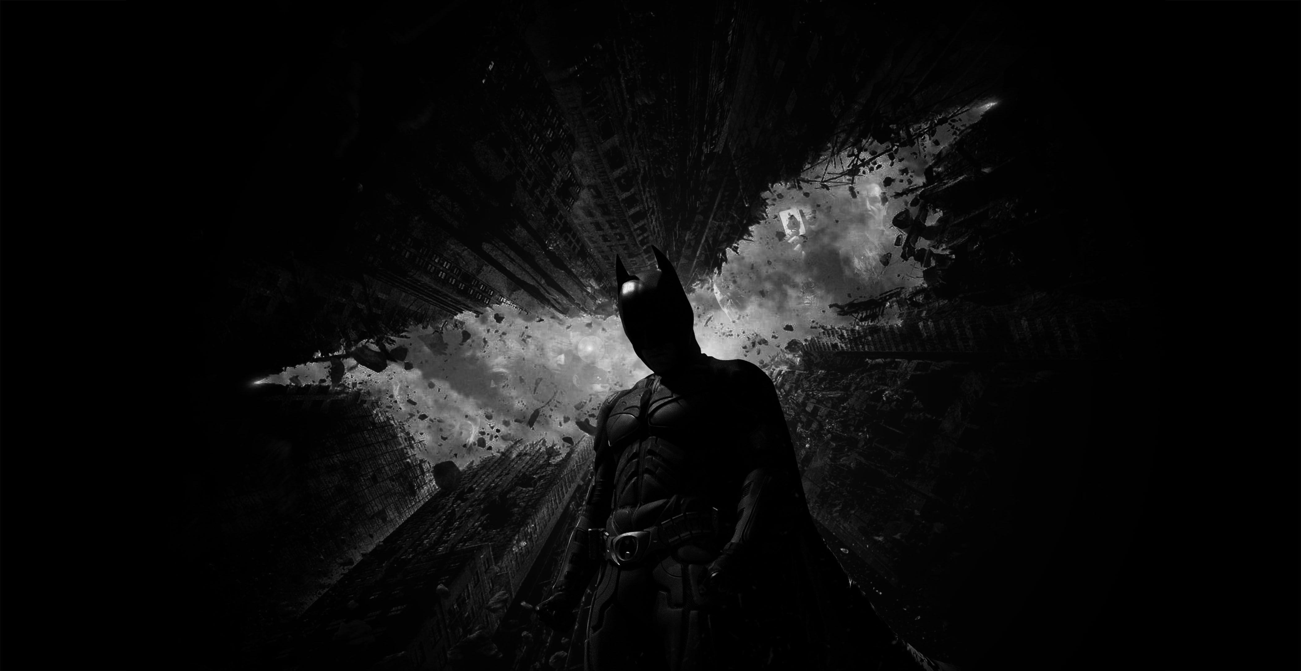 Batman The Dark Knight Wallpaper For Iphone For Desktop