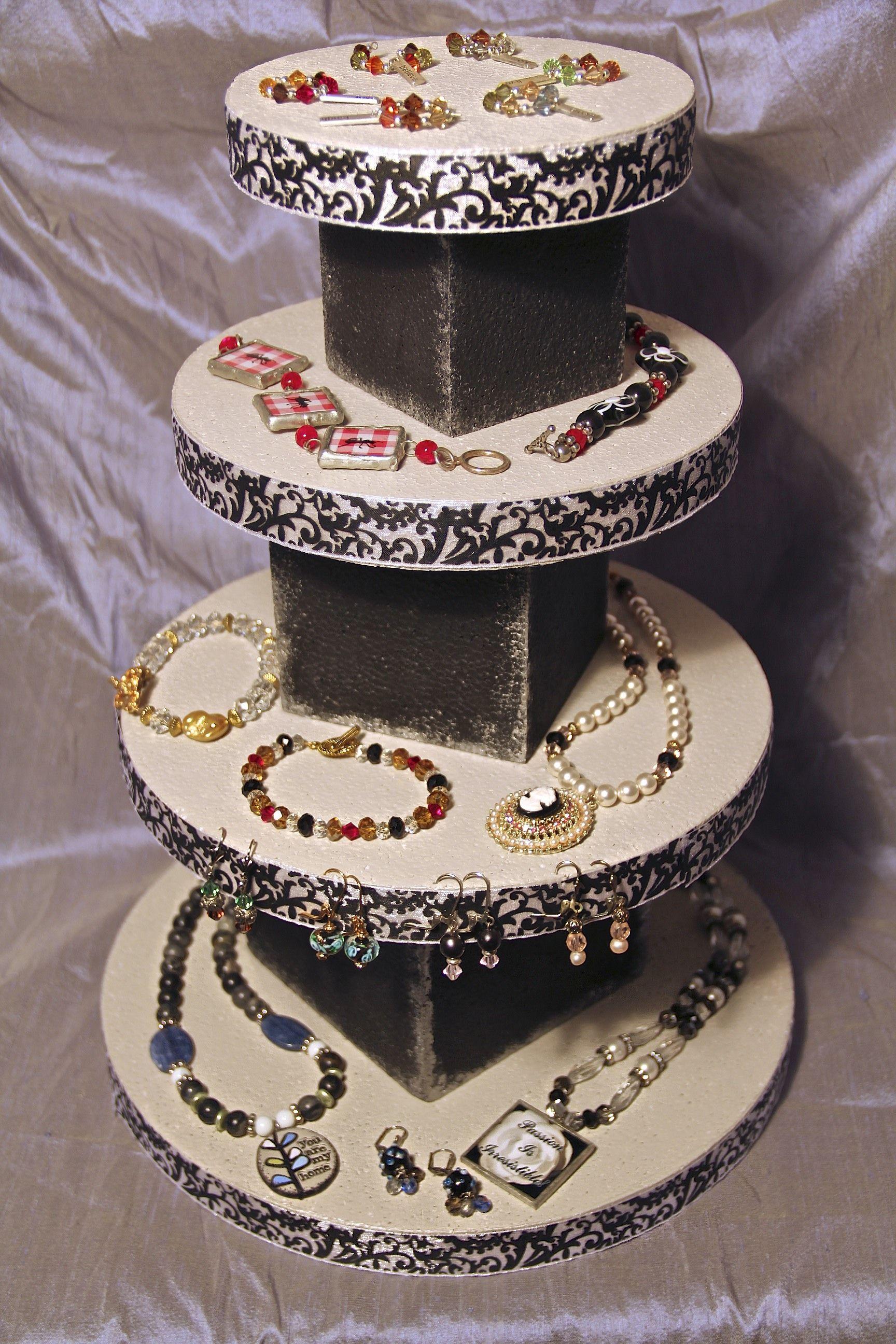 Portebijoux  Jewellery holder and display on Pinterest