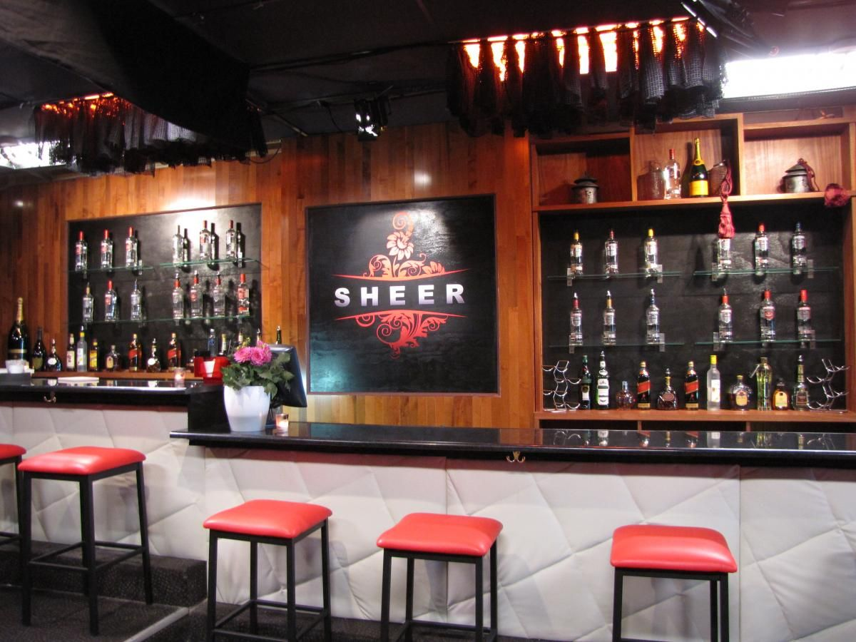Nancy Hadley Sell More Products Through Back Bar Design  Bar Club Venue  Pinterest  Hadley