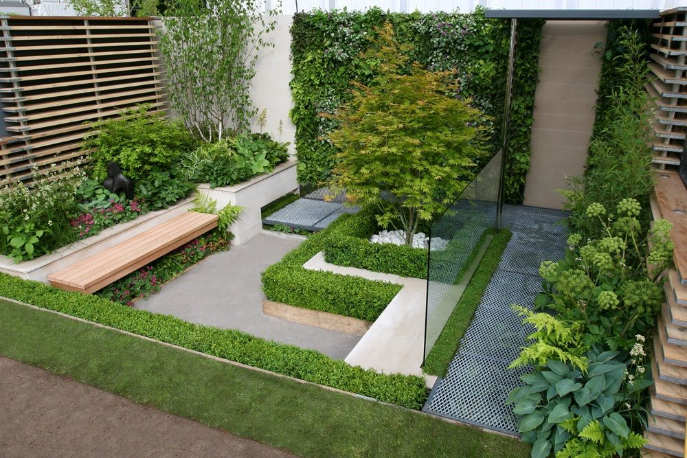 Ideas For Small Gardens Garden Design Ideas