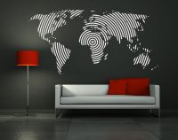 "Wall Decal Vinyl Sticker Home Decor Modern Art Mural "" Big ..."