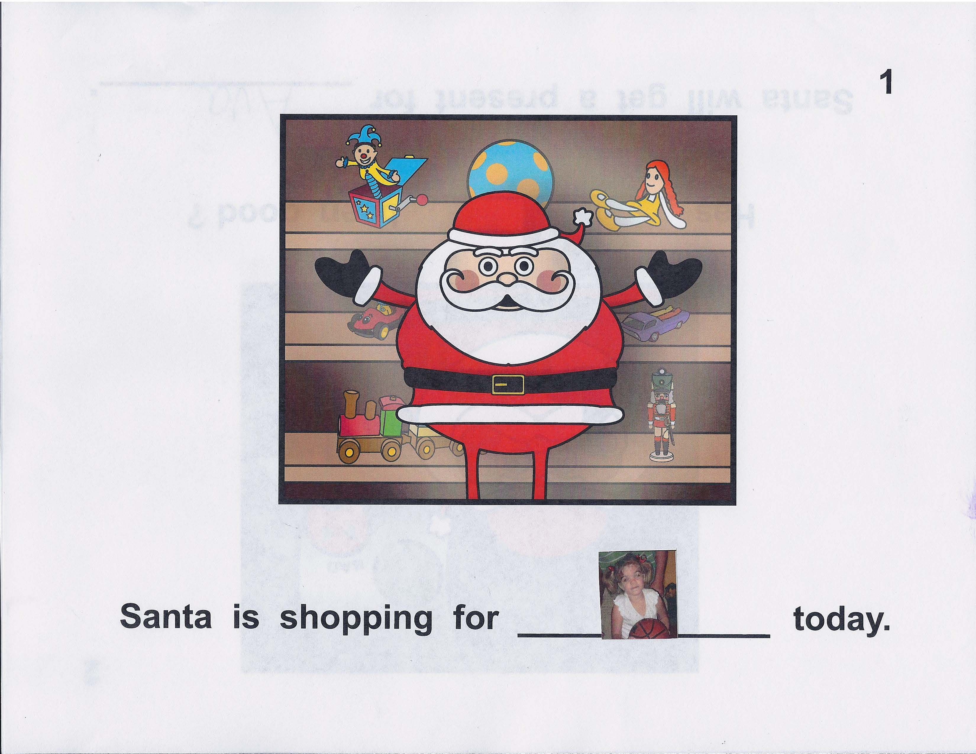 Visit To Santa With N2y Unique Learning System