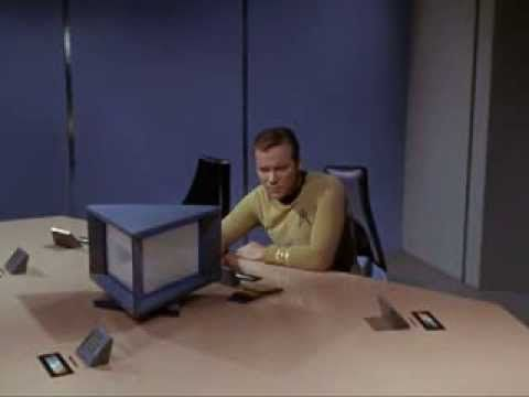 Image result for kirk talk to siri