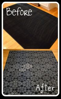Ineexpensive ways to get an awesome area rug
