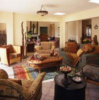 Southwestern Living Room Photos | Modern southwest decor ...