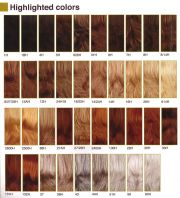 color chart hair inspiration