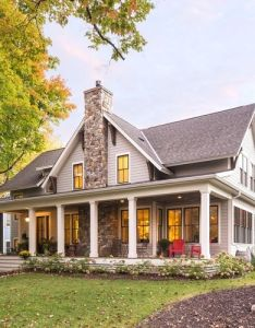 Home with front porch ideas exterior colby construction also best images about house plan on pinterest models modern rh