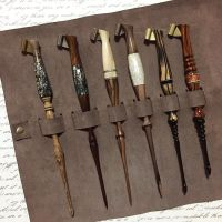 These are some of my favourite oblique pen holders! # ...