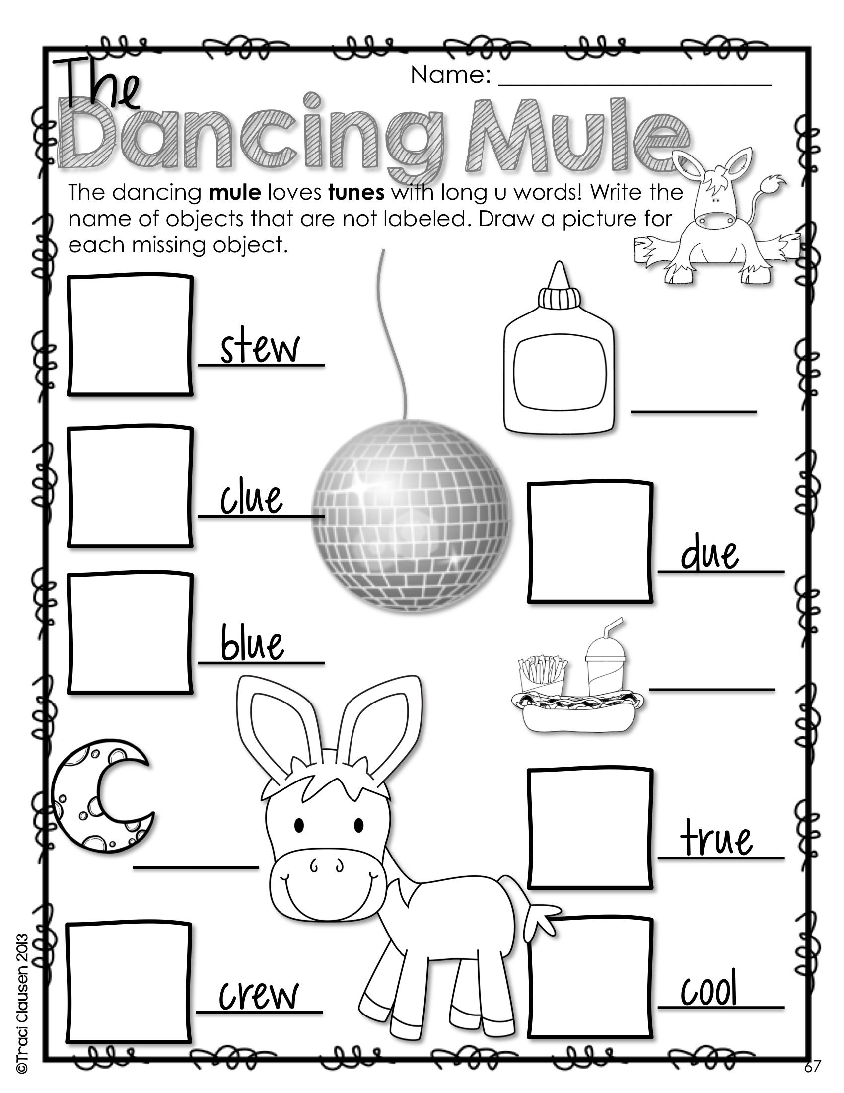 Best Long Vowels With Silent E Activities And Worksheets
