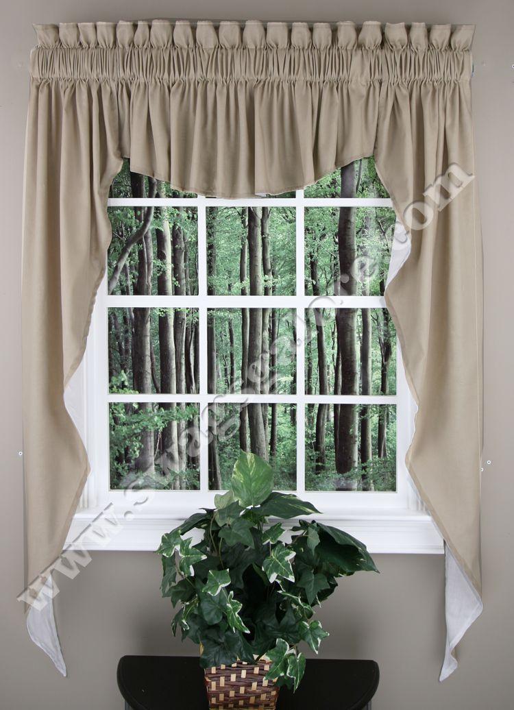 Kitchen Swag Valance Curtains Home > Kitchen Curtains > Kitchen