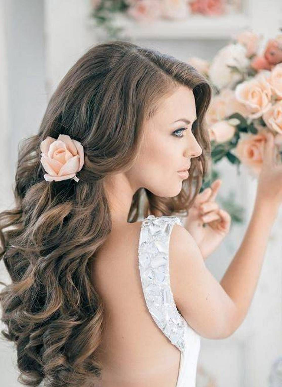 Wedding Hairstyles on Pinterest  Bride Hairstyles Wedding hairstyles and Wedding Hairs