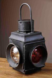 Vintage Railway Lantern by William Sheppee USA $87 ...