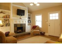 off center fireplace with vaulted ceiling - Google Search ...