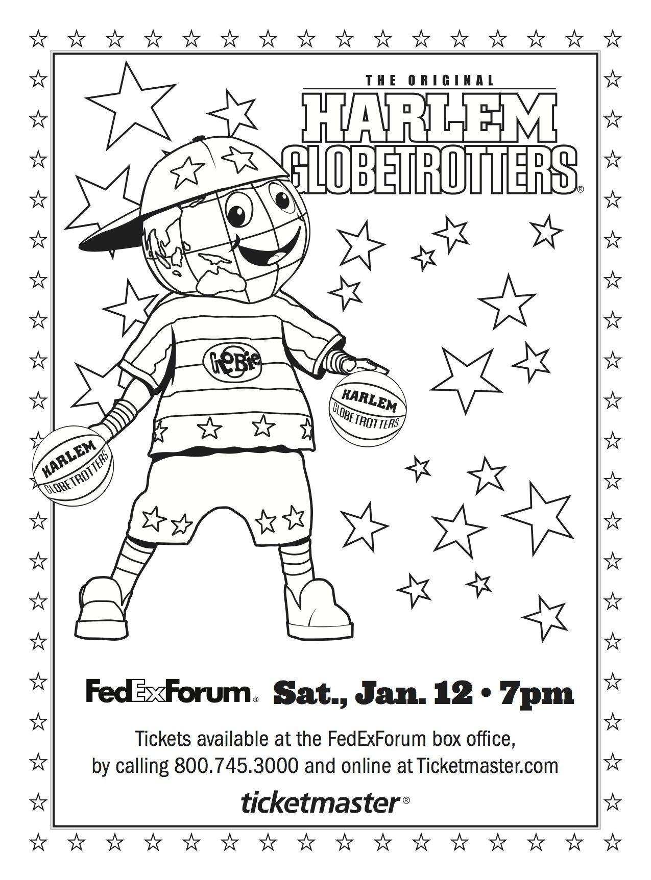 The Harlem #Globetrotters are coming to #Memphis on