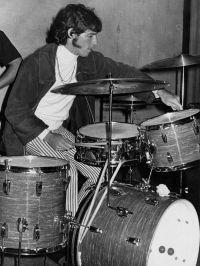 John Densmore of THE DOORS, 1966. | Jim Morrison The ...