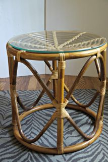 Mid-century Bentwood Side-table 85 - Houston Http